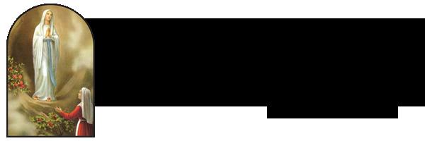 St. Bernadette Mission, Hedgesville Logo